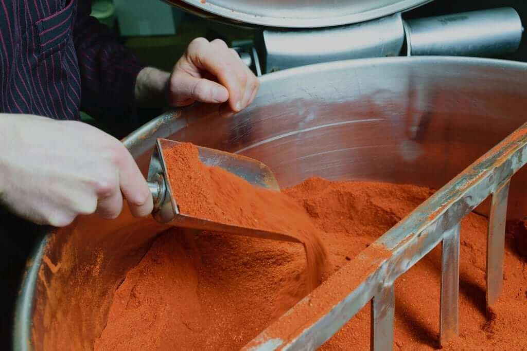 Elaboración artesanal de recetas tradicionales